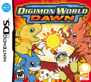 Digimon World : Dawn sur DS