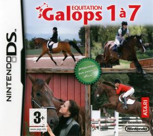 Equitation : Galops 1 à 7
