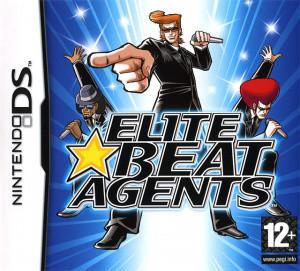 Elite Beat Agents sur DS
