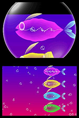 Electroplankton ou les joies de la musique