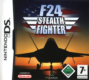 F-24 : Stealth Fighter