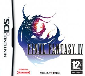Final Fantasy IV sur DS