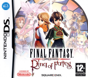 Final Fantasy Crystal Chronicles : Ring of Fates sur DS