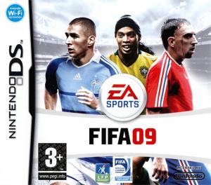 FIFA 09 sur DS