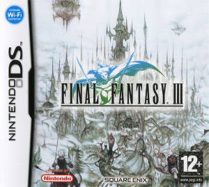 Final Fantasy III sur DS