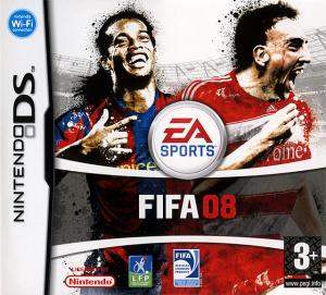 FIFA 08 sur DS