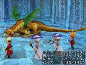 L'ère Famicom / Final Fantasy III