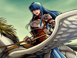 Une surprise dans Fire Emblem : Monshou No Nazo