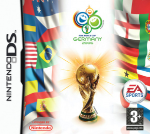Coupe du Monde de la FIFA 2006 sur DS