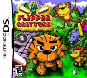 Flipper Critters sur DS