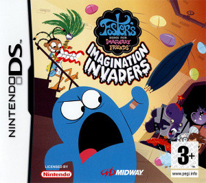 Foster's Home for Imaginary Friends : Imagination Invaders