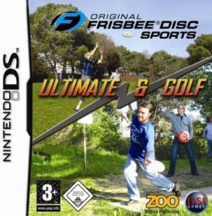Original Frisbee Disc Sports : Ultimate & Golf