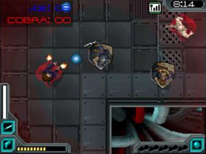 Images DS de G.I. Joe : The Rise of the Cobra