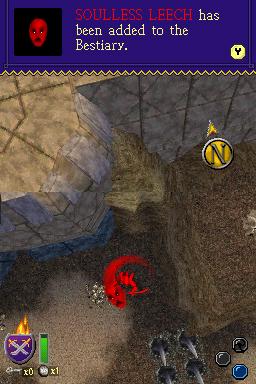 Images de Gauntlet sur DS