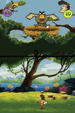 Images : George sort de sa jungle