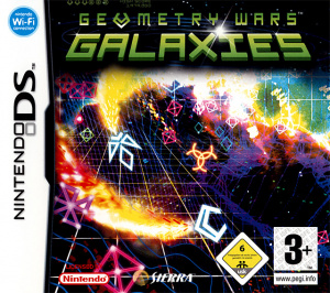 Geometry Wars Galaxies