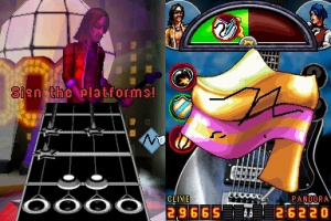 La tracklist de Guitar Hero : On Tour Decades