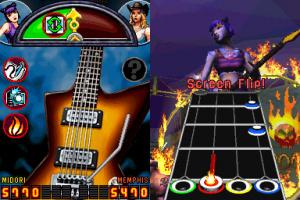 GC 2008 : Images de Guitar Hero : On Tour Decades