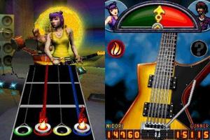 La playlist de Guitar Hero On Tour Decades