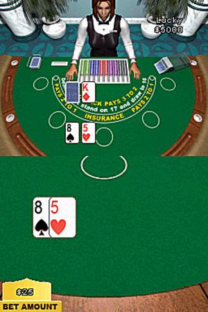 Golden Nugget Casino DS