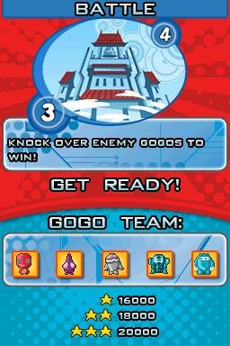Gogo's Crazy Bones débarque sur DS