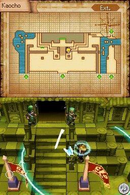 Test de Golden Sun : Obscure Aurore sur DS par jeuxvideo com