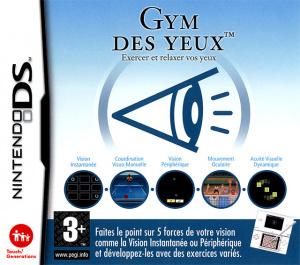 Gym des Yeux : Exercer et Relaxer vos Yeux sur DS
