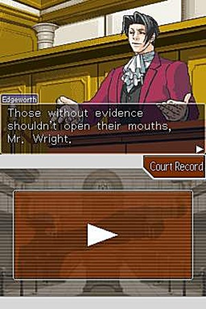 Phoenix Wright : Ace Attorney - Nintendo DS