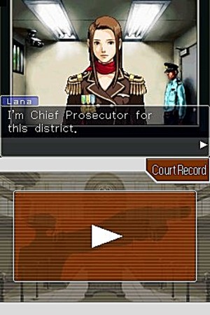 Phoenix Wright : Ace Attorney s'exhibe