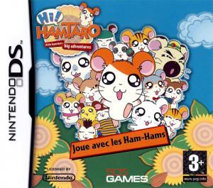 Hamtaro : Joue avec les Ham-Hams sur DS