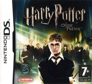 Harry Potter et l'Ordre du Phénix sur DS