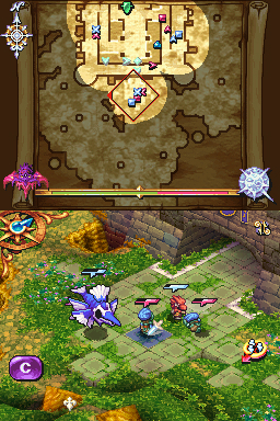 Images : Heroes Of Mana voit double