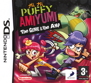 Hi Hi Puffy Ami Yumi : The Genie and the Amp sur DS