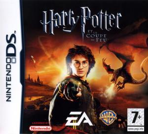 Harry Potter et la Coupe de Feu sur DS