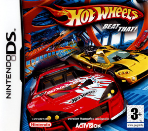 Hot Wheels : Beat That ! sur DS