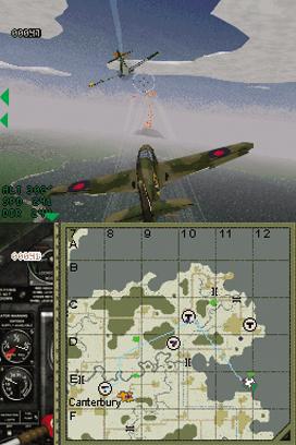Images PSP et DS de IL-2 Sturmovik : Birds of Prey