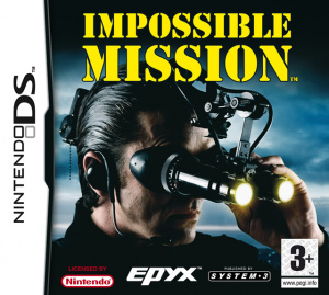 Impossible Mission (1988)