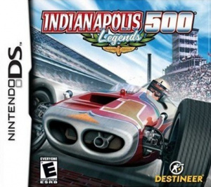 Indianapolis 500 Legends sur DS