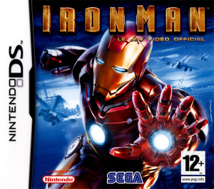 Iron Man sur DS