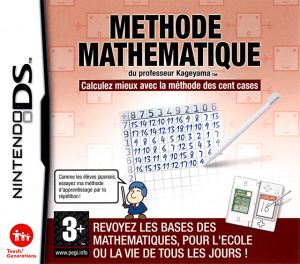 Methode Mathematique Du Professeur Kageyama sur DS