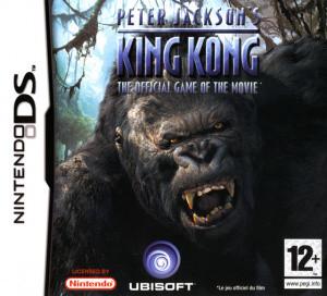 King Kong sur DS