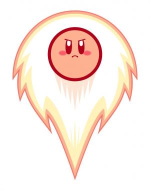 Kirby : Power Paintbrush