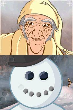 Images du Drôle de Noël de Scrooge