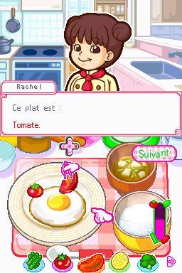 Test De Lea Passion Cuisine Sur Ds Par Jeuxvideo Com