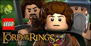 Jaquette de Lego Le Seigneur des Anneaux sur DS