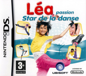 Léa Passion Star de la Danse sur DS