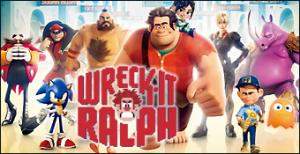 Jaquette de Les Mondes de Ralph sur DS