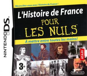 L'Histoire de France pour les Nuls sur DS