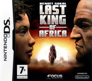 Last King of Africa sur DS