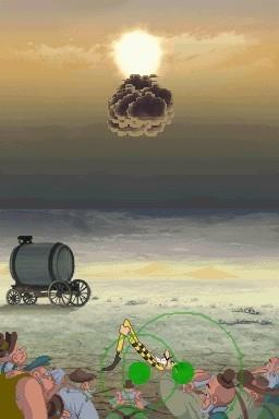Images : Lucky Luke dégaine